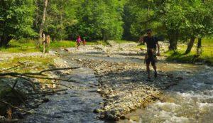 Drumetie prin Cheile Ghimbavului
