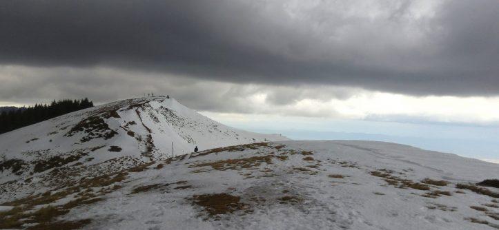 Varful Piatra Mare