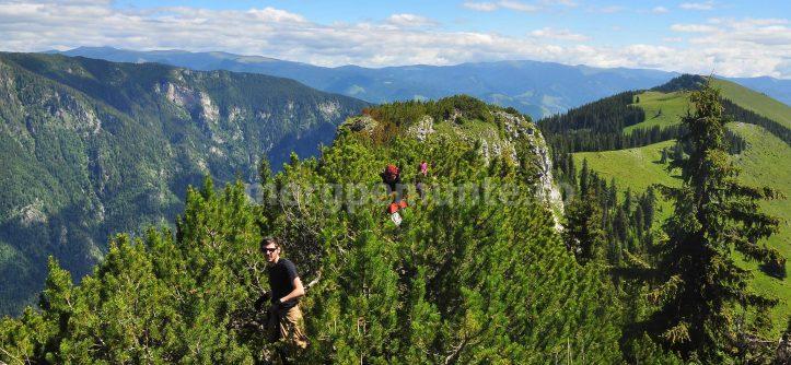 piatra tarnovului muntii capatanii